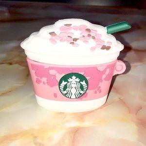 NEW Starbucks pink drink airpod pro case